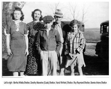 Upton County Texas >> Roy Raymond SHELTON - A SHELTON Family Genealogy